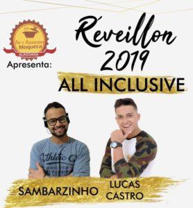 Réveillon 2019 - Bar e Restaurante Moqueca Alagoana @ Sergipe | Brasil