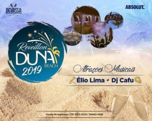 Réveillon 2019 - Duna Beach @ Sergipe | Brasil