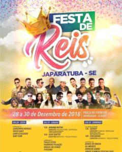 Japaratuba - Festa de Reis 2018