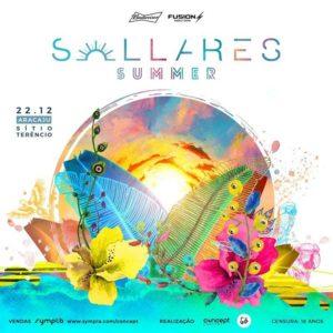 Sítio Terêncio - Sollares Summer